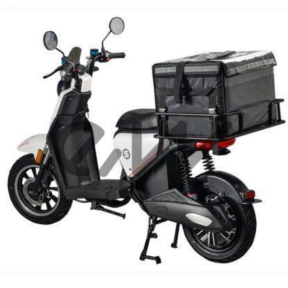moto electrica reparto