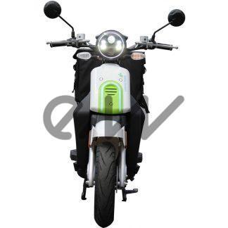 Scooter eléctrico de reparto