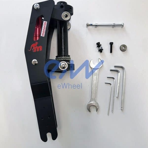 suspension monorim patinete xiaomi