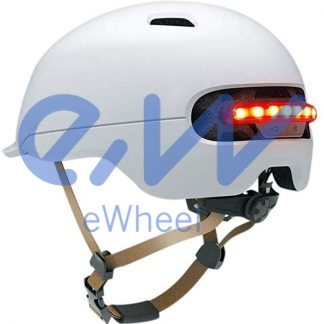 casco patinete electrico smart4u