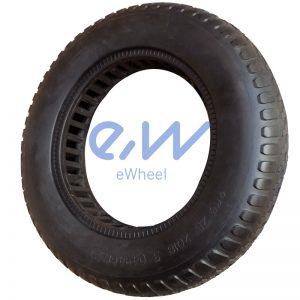 rueda maciza 10 pulgadas