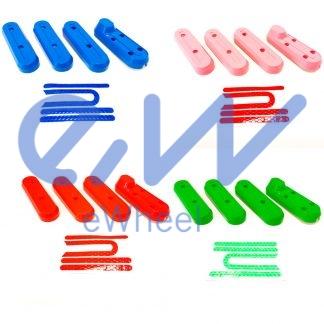 embellecedor cubre tornillos xiaomi m365 pro colores