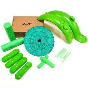 personalizar-xiaomi-m365-pro-verde