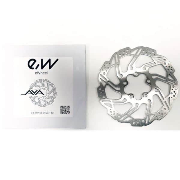 disco freno 140 xiaomi pro acero inoxidable java