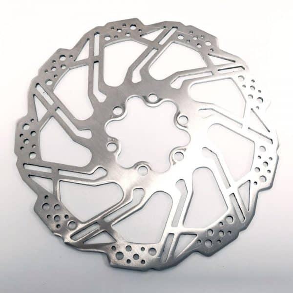 freno disco 150 patinete electrico acero inoxidable
