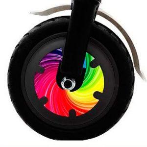 vinilo adhesivo rueda patinete xiaomi