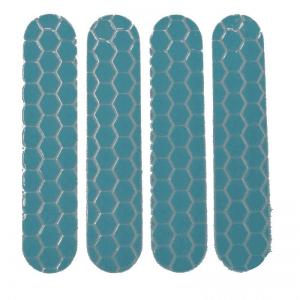 adhesivo reflectante outsider bongo serie a