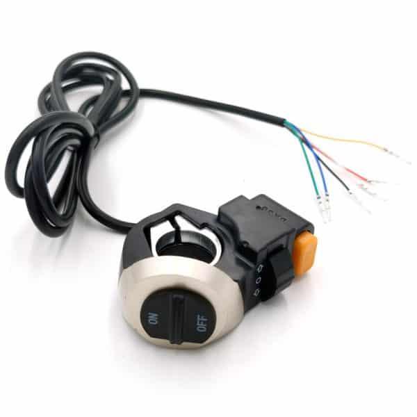 cuadro de mandos patinete electrico