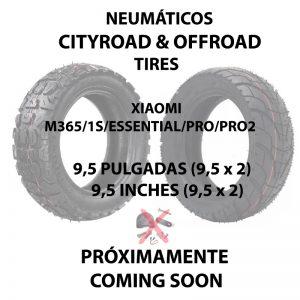 neumatico 9,5 pulgadas